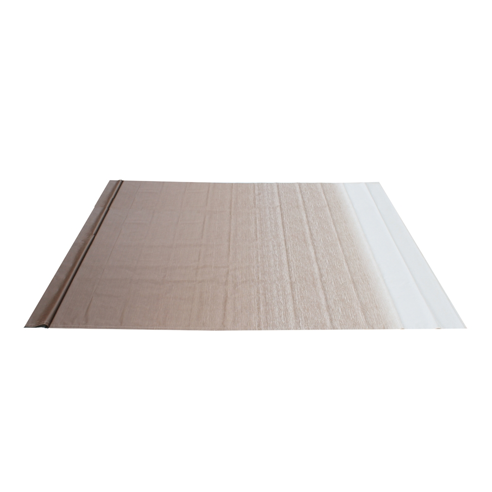 ALEKO Vinyl RV Awning Fabric Replacement 13X8 ft Brown ...