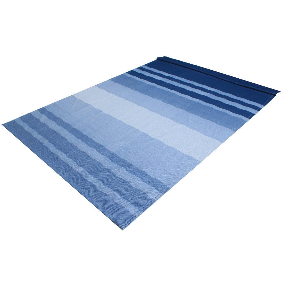 ALEKO Vinyl RV Awning Fabric Replacement 20X8 ft Blue ...